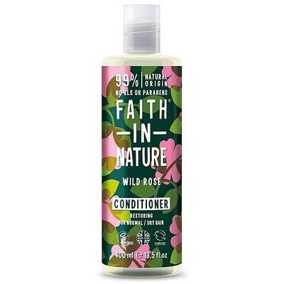 Conditioner Wild Rose (Bottle) - Faith in Nature
