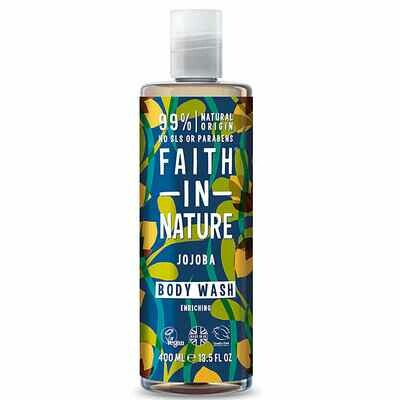Body Wash Jojoba (Bottle) - Faith in Nature