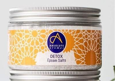 Epsom Salt Detox (Jar) - Absolute Aromas