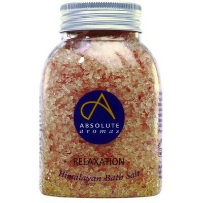 Himalayan Bath Salt Relaxation (Jar) - Absolute Aromas