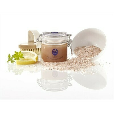 Scrub Salt Detox (Jar) - Absolute Aromas