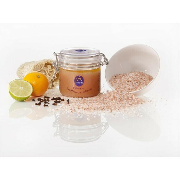 Scrub Salt Relaxation (Jar) - Absolute Aromas
