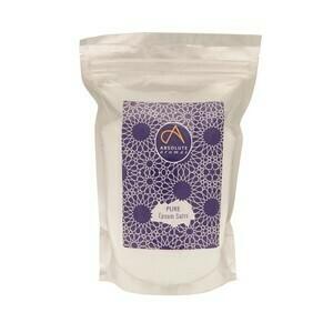 Epsom Salt Pure Unfragranced (Bag) - Absolute Aromas