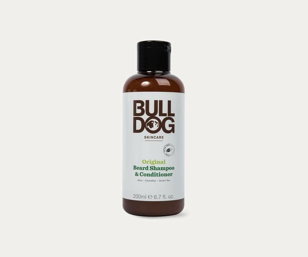 Original 2 in 1 Beard Shampoo & Conditioner (Bottle) - Bulldog
