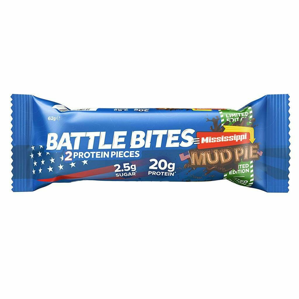 Bar Energy Mississipi Mud Pie (Bar) - Battle Bites