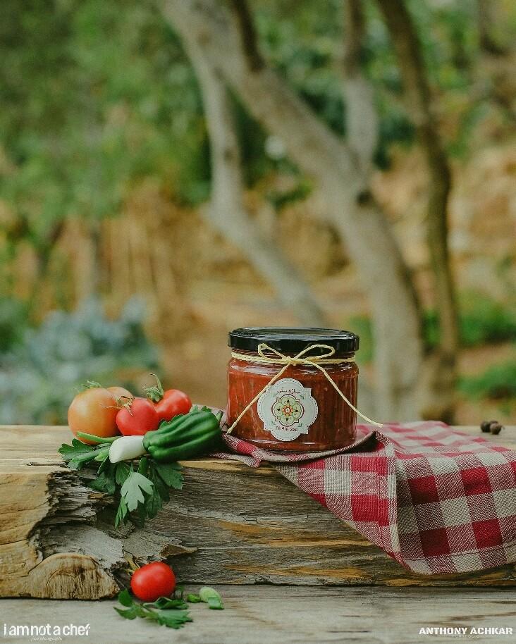 Nachos Sauce صلصة الناتشوز (Jar) - Namliyet Setti