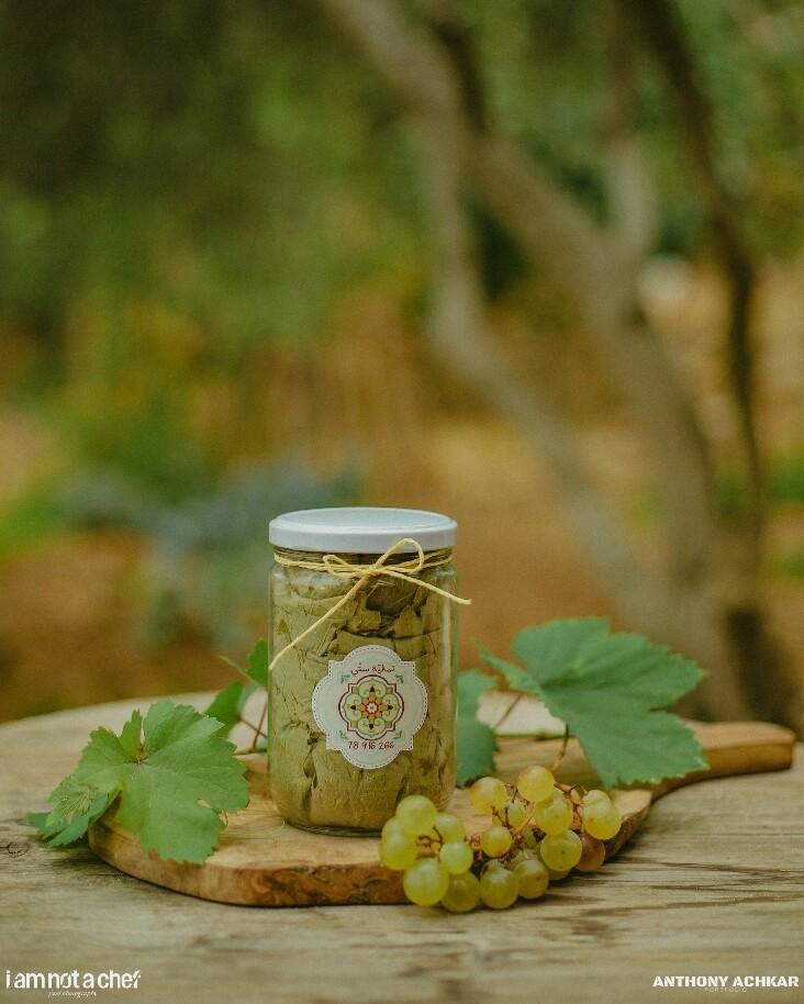 Grapes Leaves أوراق العنب كبير (Jar) - Namliyet Setti