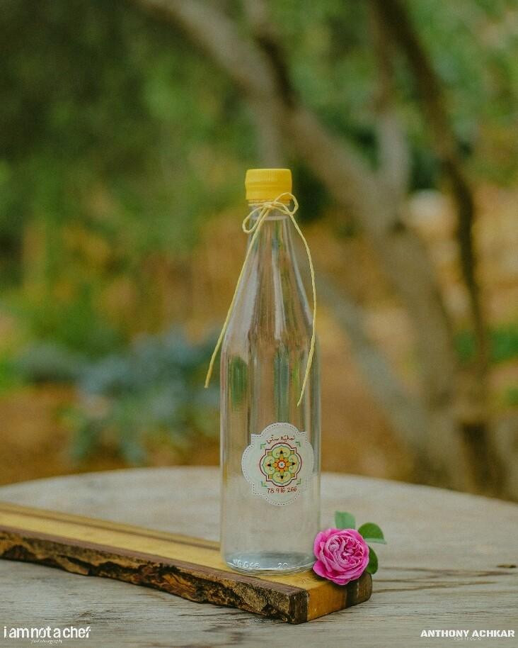 Water Rose ماء ورد (Bottle) - Namliyet Setti