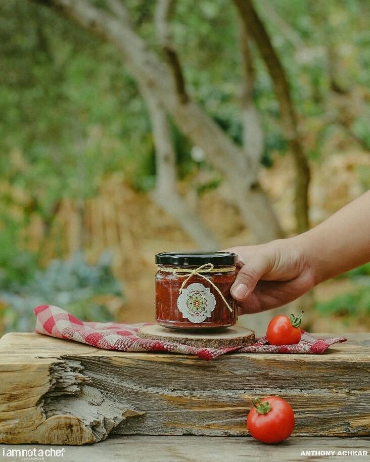 Tomato Paste رب البندورة (Jar) - Namliyet Setti