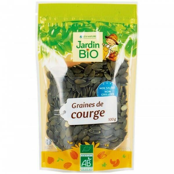 Graines de Courges (Bag) - Jardin Bio