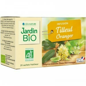 Infusion Tilleul Oranger (Pack) - Jardin Bio