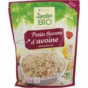Flocons D'avoine (Bag) - Jardin Bio