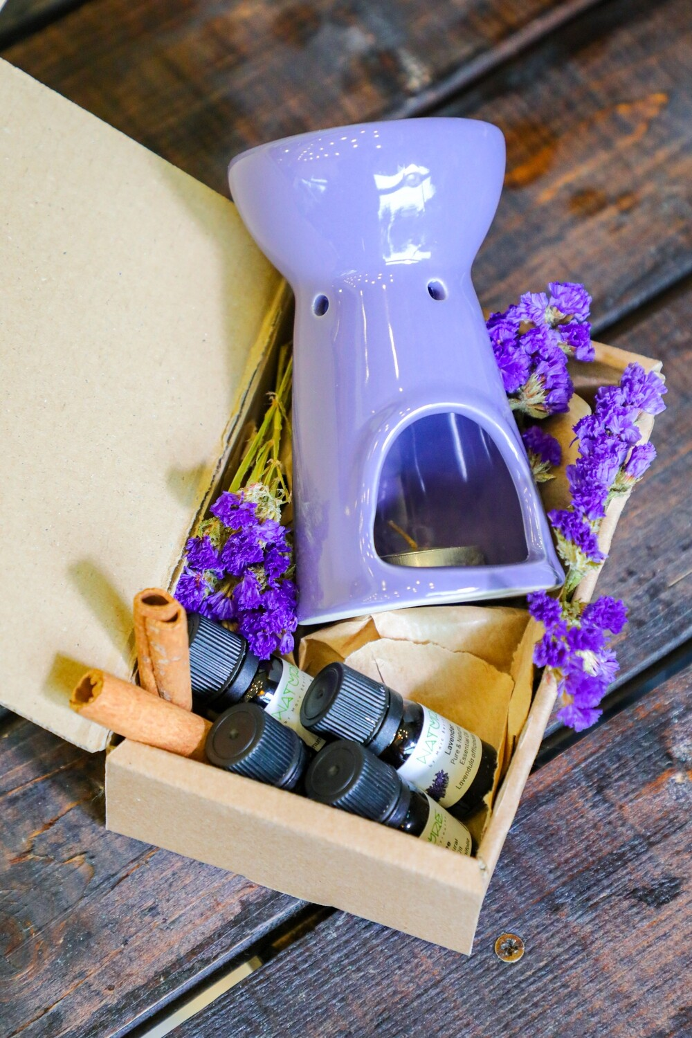 Scented Hearts (Box) - Made by Nature