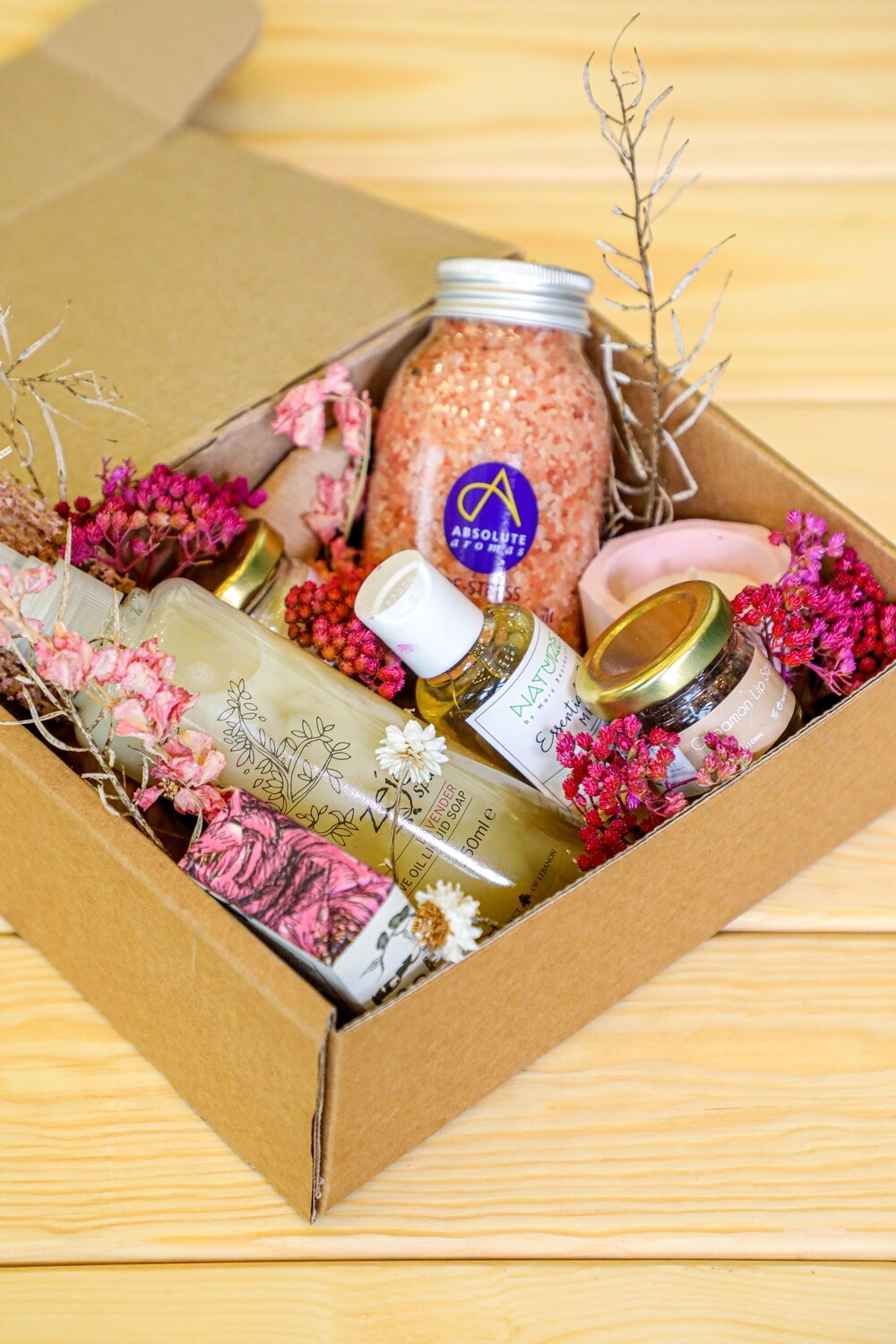 Pink Love (Box) - Made by Nature