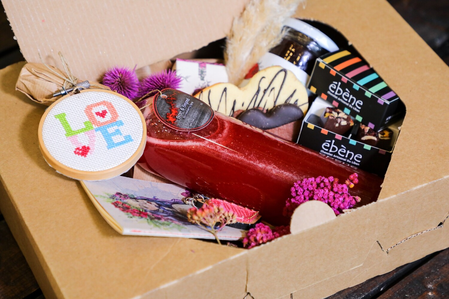 Crazy for you (Box) - Made by Nature