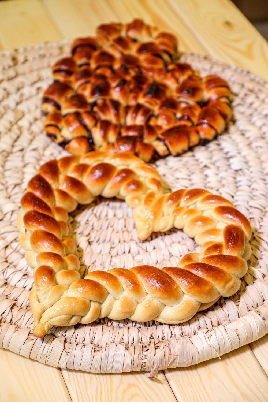 Brioche Heart (Piece) - Crafting Delices