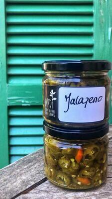 Jalapenos in Oil هلابينو بالزيت (Jar) - ARDI