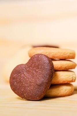 Biscuits Hearts (Pack) - Fekra Beytoutiyeh