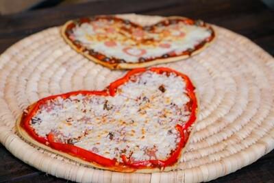 Pizza Hearts (Pack) - Fekra Beytoutiyeh