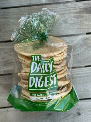 Rice Crackers Thyme (Bag) - The Daily Digest Magic Pop