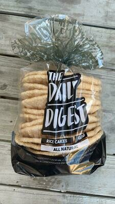 Rice Crackers Gold (Bag) - The Daily Digest Magic Pop