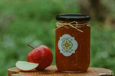 Apple Jam مربى التفاح (Jar) - Namliyet Setti