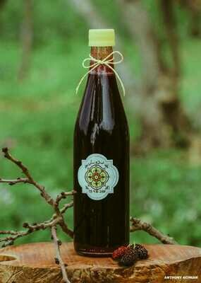 Syrup Mulberry شراب التوت (Bottle) - Namliyet Setti