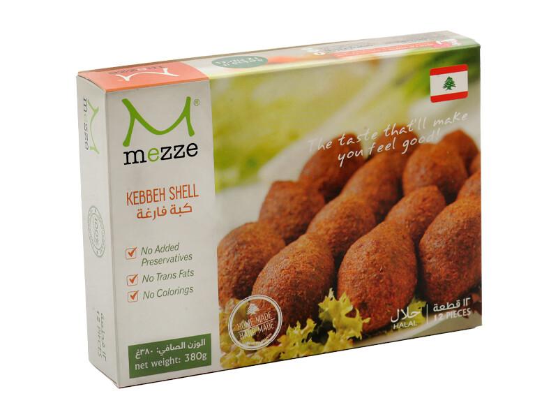 Pastries Frozen Kebbeh Shell (Pack) - Mezze
