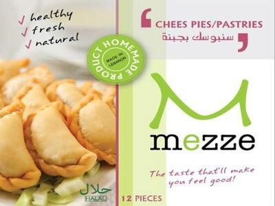 Pastries Frozen Sambousek Cheese (Pack) - Mezze