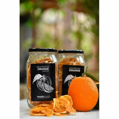 Orange Peeled (Jar) - Naked Foods