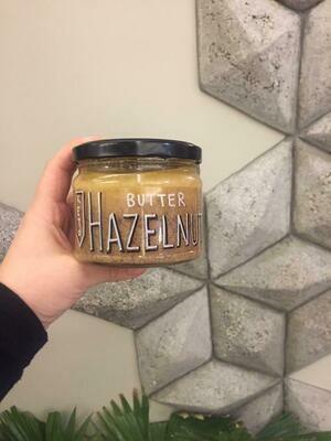 Hazelnut Butter (Jar) - Celine Home Made Delights