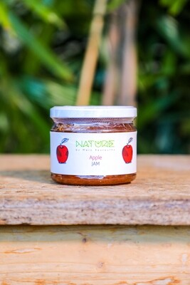 Apple Jam مربى التفاح (Jar) - Nature by Marc Beyrouthy