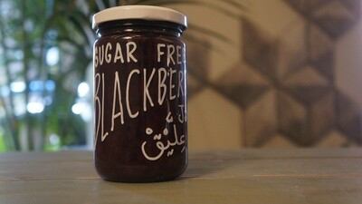 Blackberry Jam (Jar) - Celine Home Made Delights