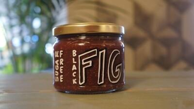 Fig Black Jam (Jar) - Celine Home Made Delights