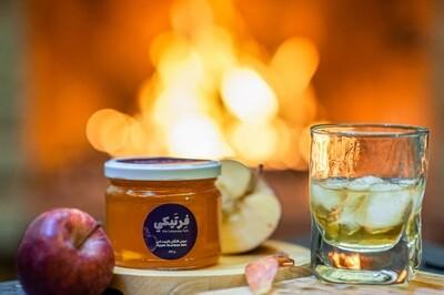 Apple Bourbon Jam (Jar) - Fertaike