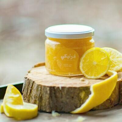 Lemon Jam مربى الليمون (Jar) - Fertaike