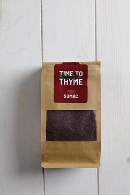 Sumac (Bag) - Time to Thyme