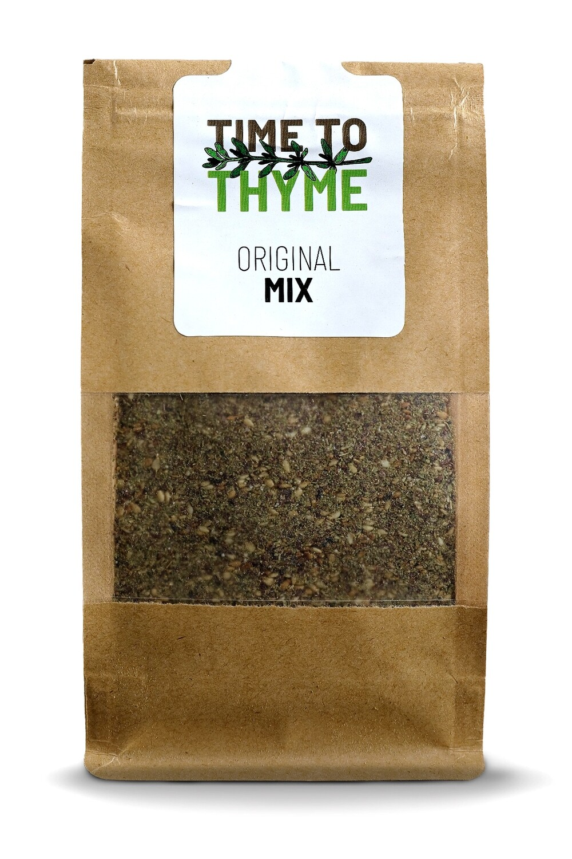 Thyme / Zaatar Original Mix (Bag) - Time to Thyme