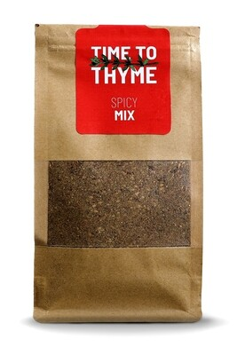 Thyme / Zaatar Spicy Mix (Bag) - Time to Thyme