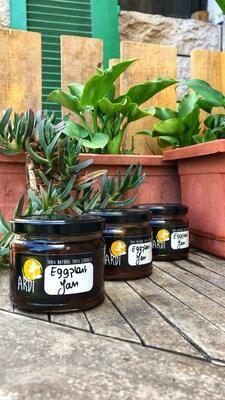 Eggplant Jam مربى الباذنجان (Jar) - ARDI