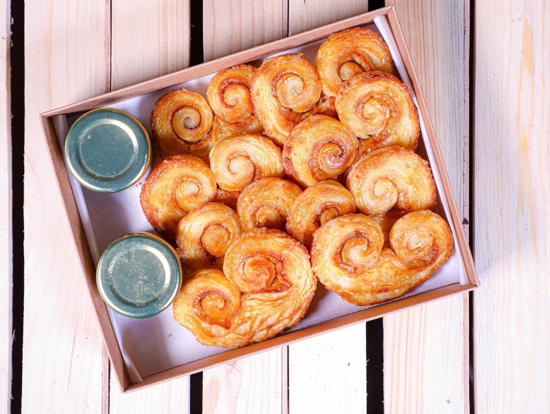 Palmiers Cinnamon Cookies (Pack) - Nuturals