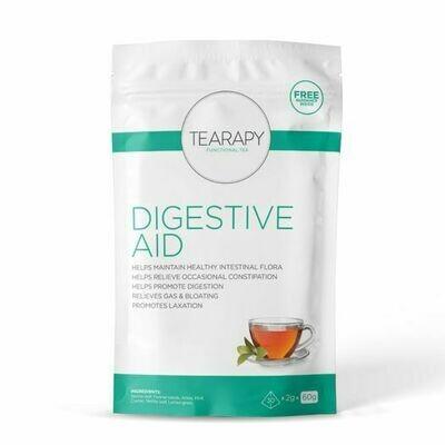 Tea Functional Digestive Aid (Bag) - Tearapy