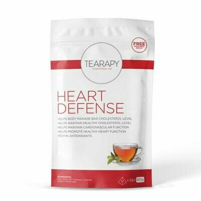 Tea Functional Heart Defense (Bag) - Tearapy