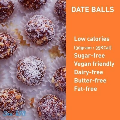 Date Balls (Pack) - Snackfit
