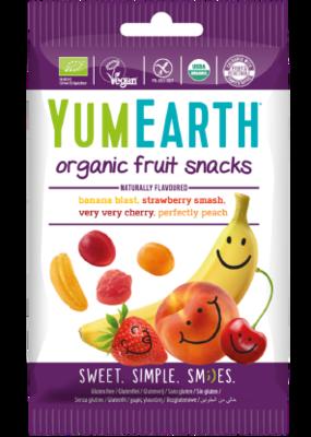Candy Fruit Snacks (Bag) - Yum Earth Organic