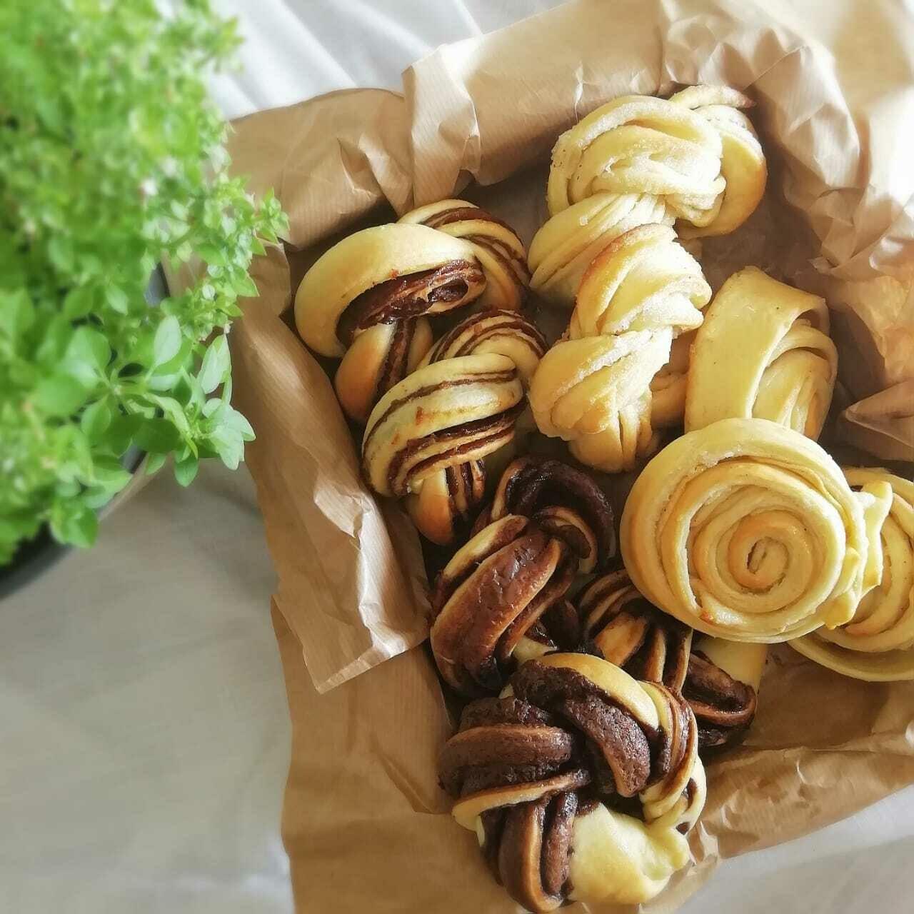Babka Bread (Pack) - Nuturals