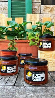 Bitter Orange Jam (Jar) - ARDI