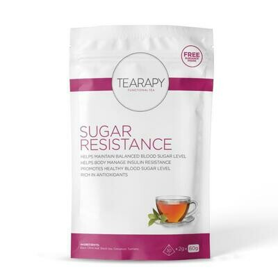 Tea Functional Sugar Resistance (Bag) - Tearapy