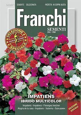 Impatiens Mix (Bag) - Franchi Sementi