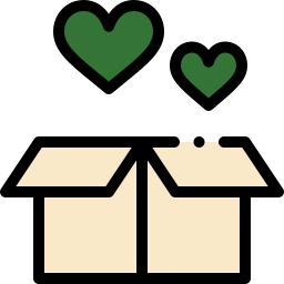 Boxes and Donations